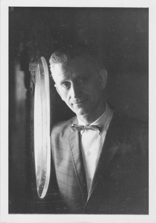 Portrait of Bern Laxer