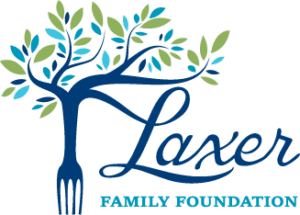 Laxer Family Foundation Logo