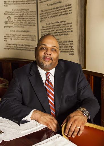 Nathaniel Wilson, Director of Spirits, Bern's Steak House